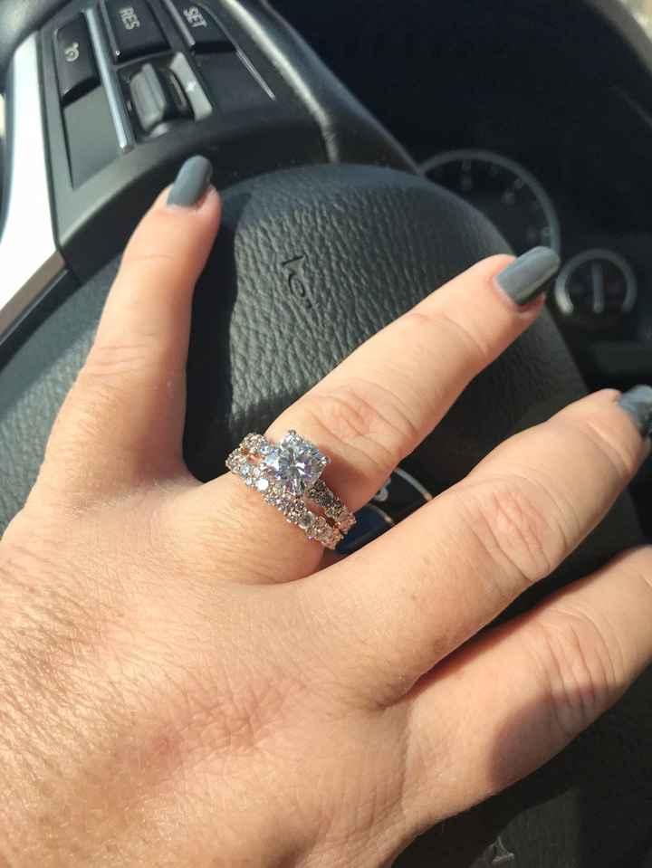 Soldered ring