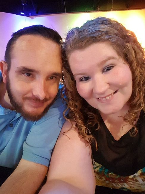Post your first selfie as a couple! 23