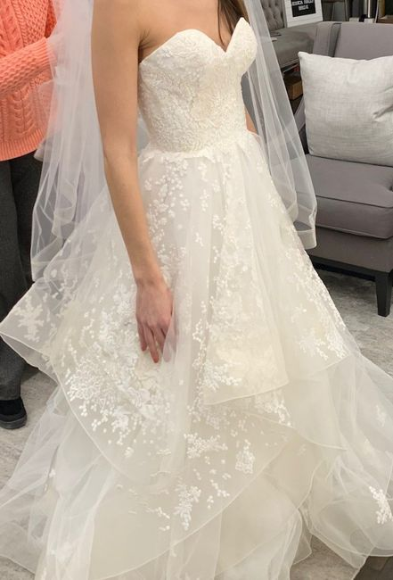 Selling an unworn wedding gown- advice? 1