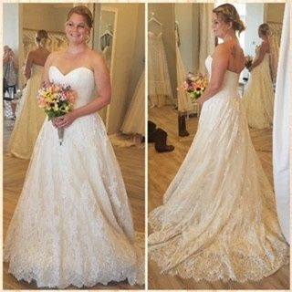 What color is your wedding dress? 2