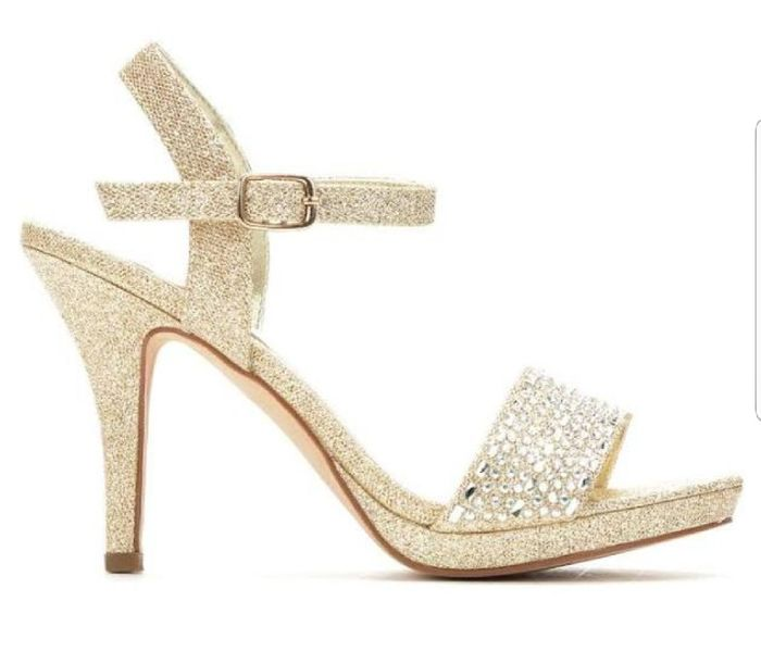 Shoes!! Let's see your wedding shoes. 2