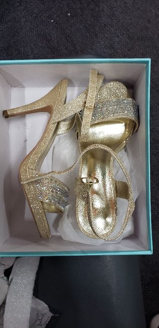 Shoes!! Let's see your wedding shoes. 3