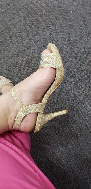 Shoes!! Let's see your wedding shoes. 4