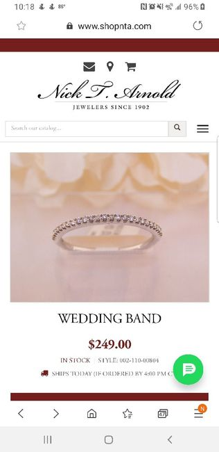 Wedding Bands 7