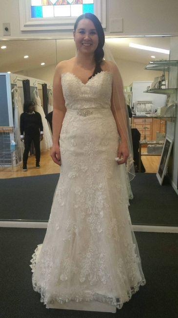 Me vs Model (short bride syndrome) 9