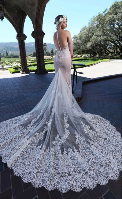 What dress did i choose with only 27 days left?! 10
