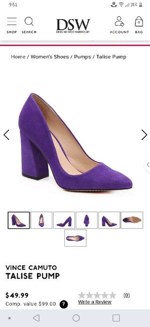 Wedding shoe choices!? 8