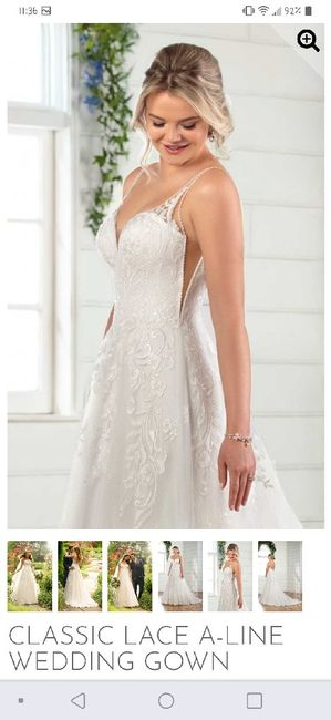 2020 wedding dresses!! Just bought mine!! 7