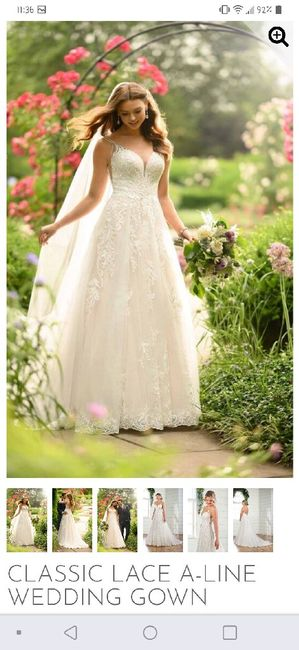 2020 wedding dresses!! Just bought mine!! 9