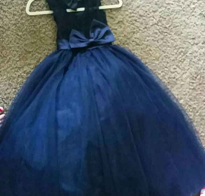 Lets see those dresses...FLOWER GIRL DRESS that is!