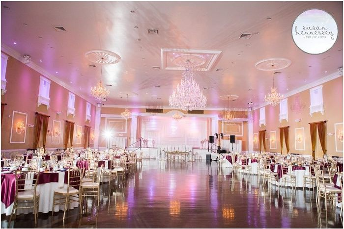 Where are you getting married? Post a picture of your venue! 50