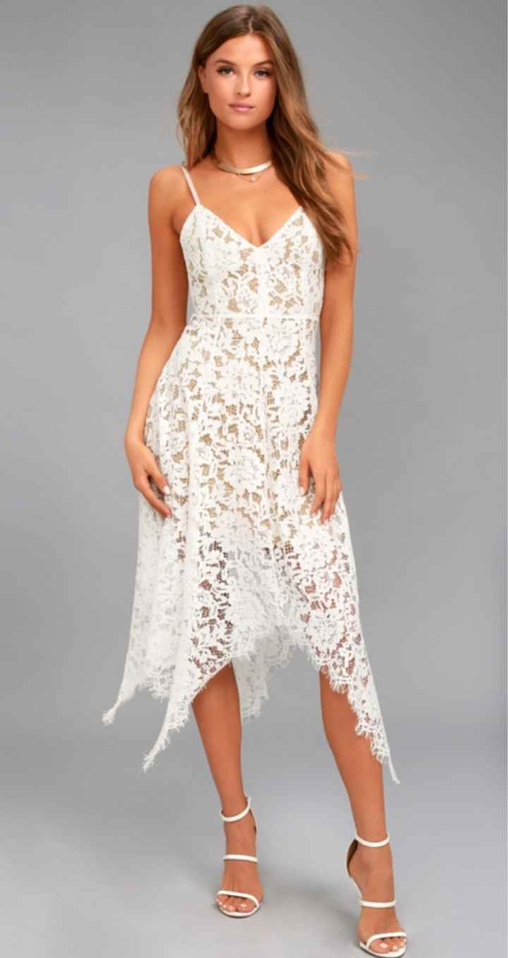 Share your Bridal shower outfits! - 1