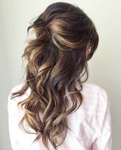 Hair: Up or Down - 1