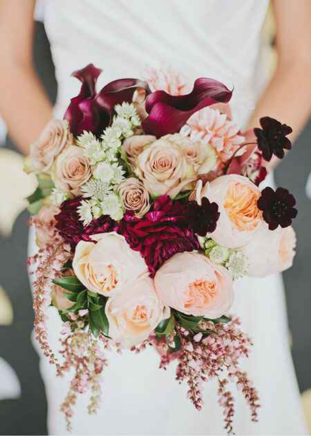 Wedding color scheme help - 1