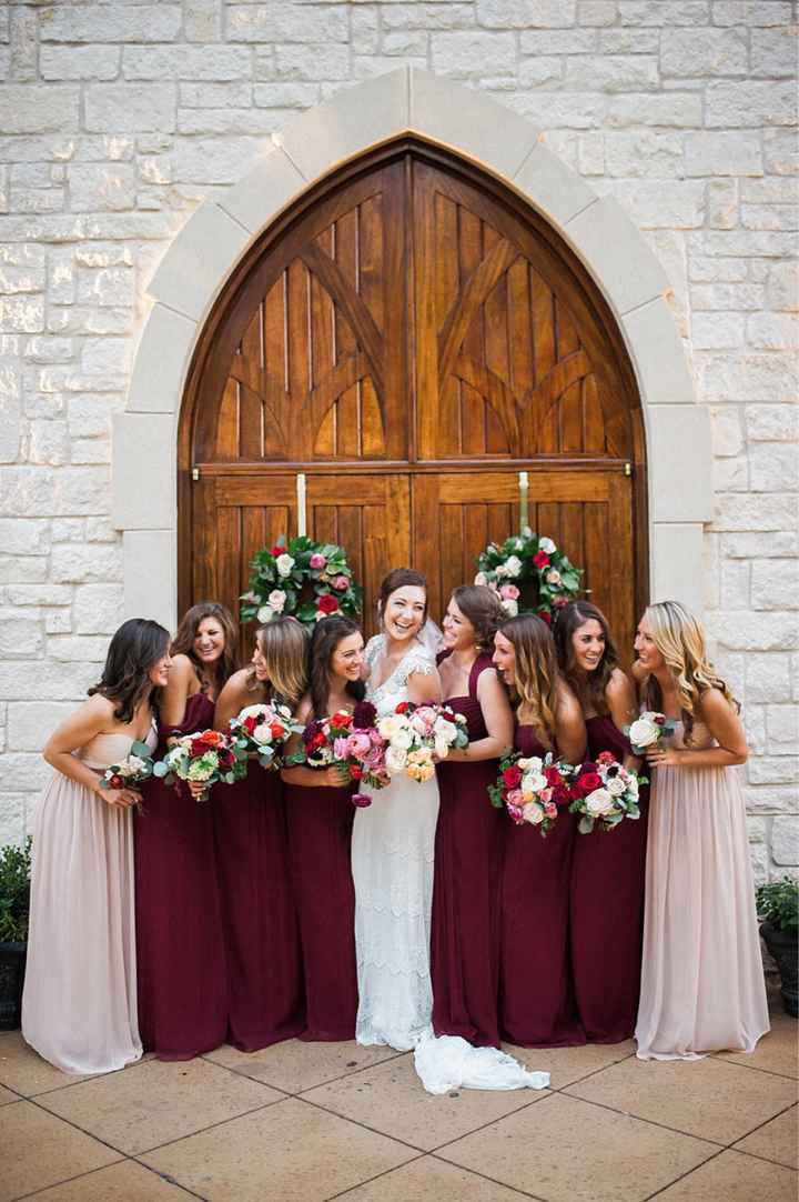 Wedding color scheme help - 2