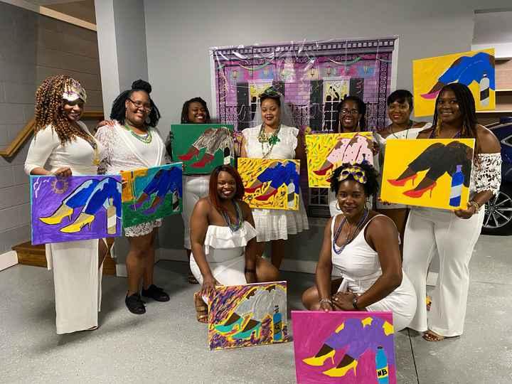 New Orleans Bachelorette trip - 5