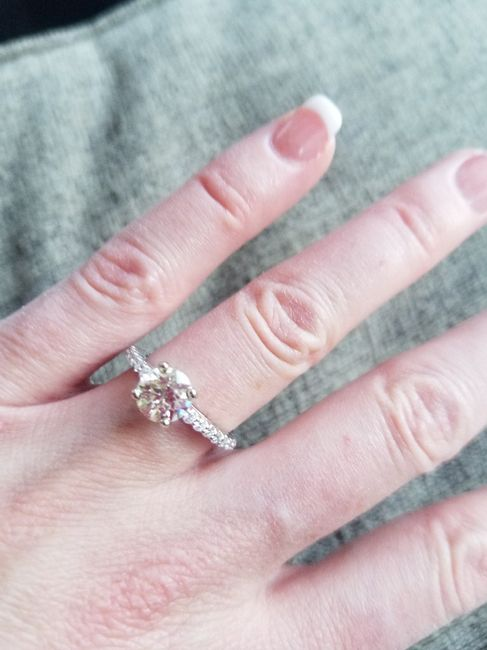 Engagement Rings: Expectation vs. Reality! 1