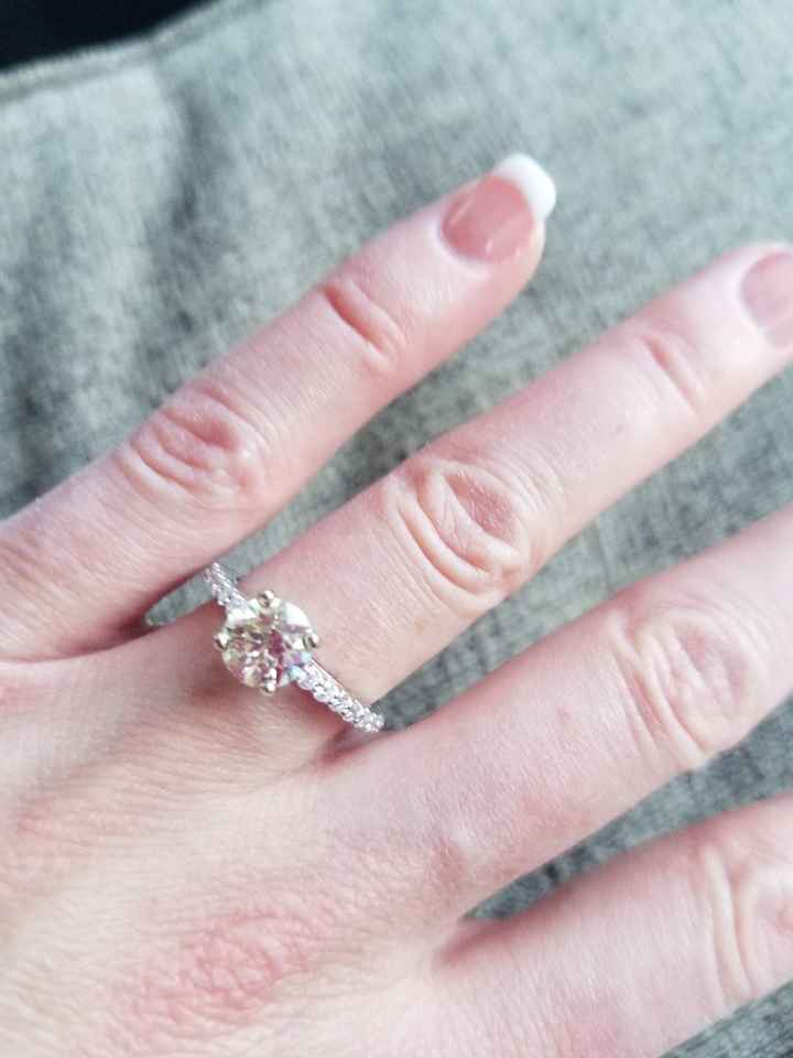 Engagement Rings: Expectation vs. Reality! - 1