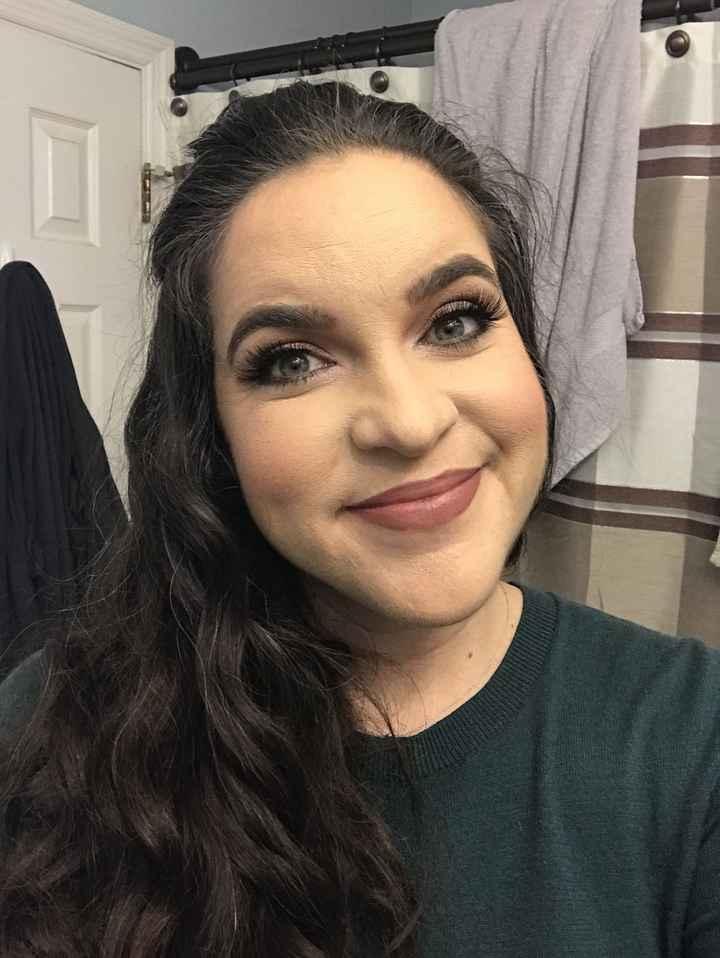 Makeup Trial - 1