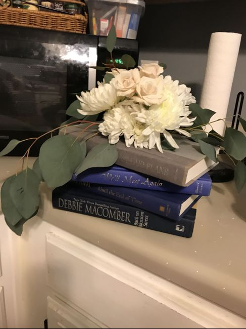 Let me see your diy wedding projects!!! - 1