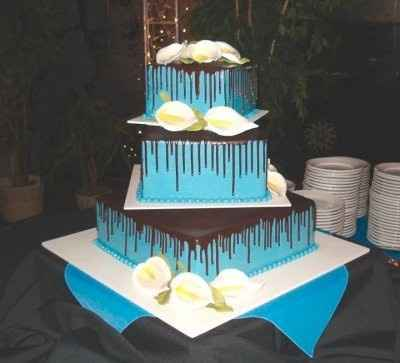 not even a little excited for the cake flavors offered by my caterer. Thoughts?