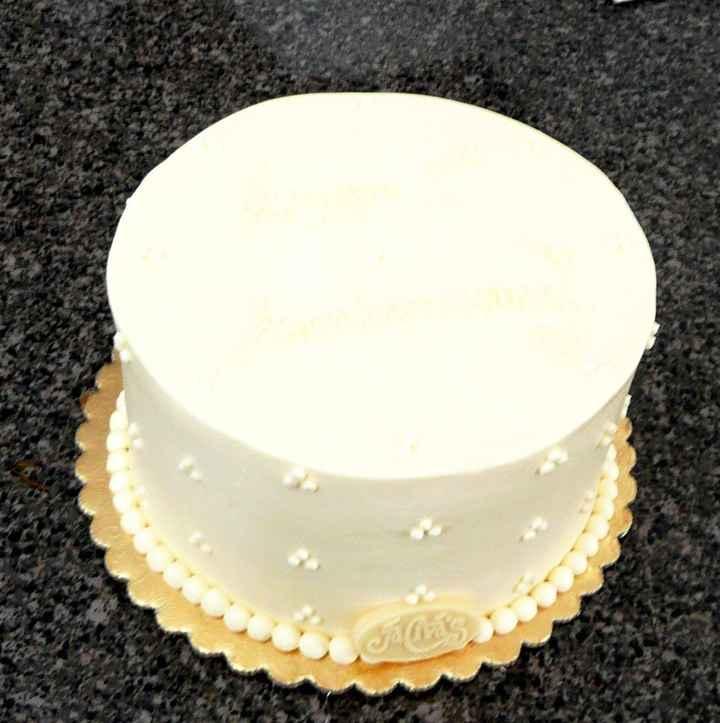 Top tier cake?????