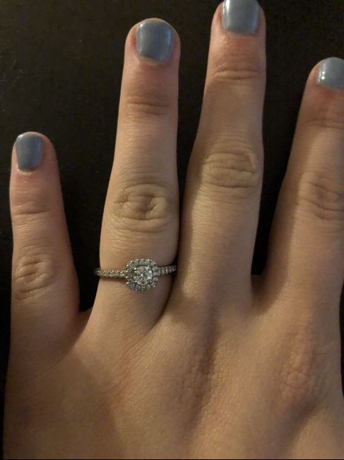 Brides of 2019!  Show us your ring! 20