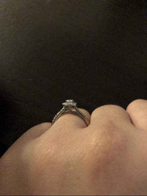 Brides of 2019!  Show us your ring! 21