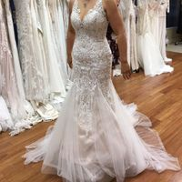 i said yes to the dress!! What's yours?! - 1
