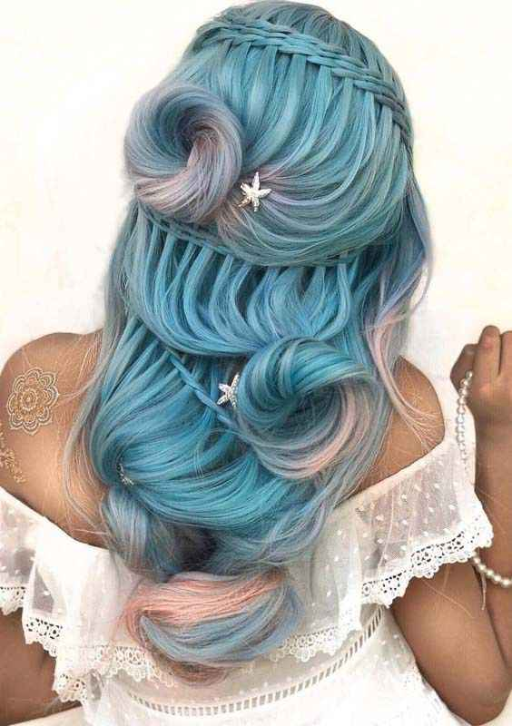 Beautiful hair styles and colors - 1