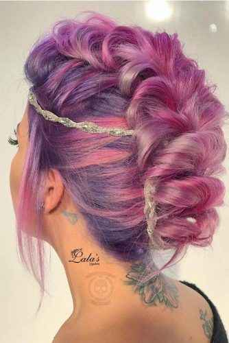 Beautiful hair styles and colors - 2