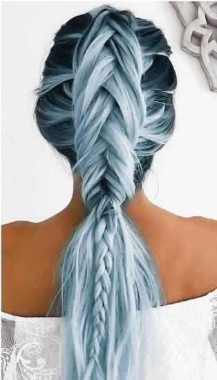 Beautiful hair styles and colors - 5