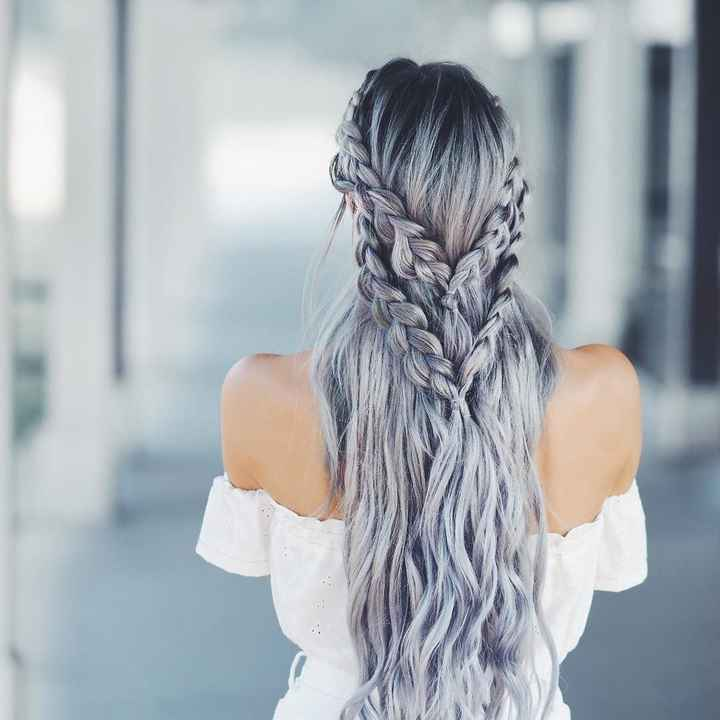 Beautiful hair styles and colors - 6