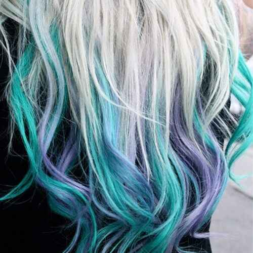 Beautiful hair styles and colors - 7