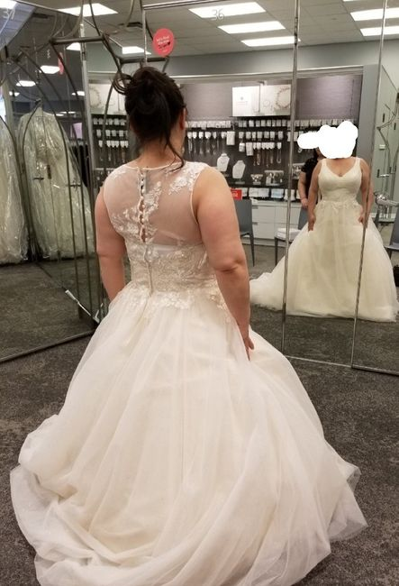 My dress!!!! 17