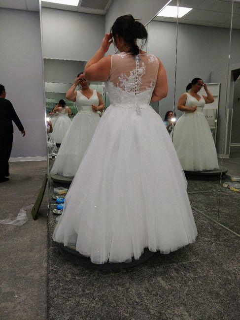 My dress 18