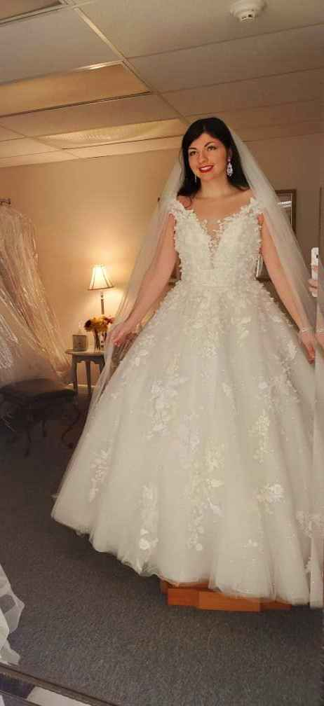 Wedding dress advice!! - 2