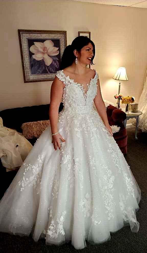 Wedding dress advice!! - 3