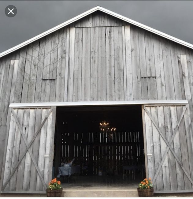 Where are you getting married? Post a picture of your venue! 33