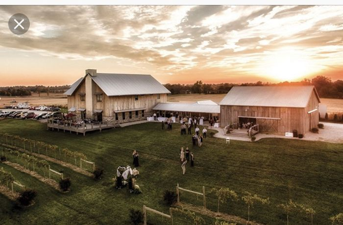 Where are you getting married? Post a picture of your venue! 35