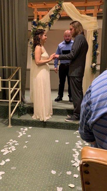 Surprise Wedding Success! - 2