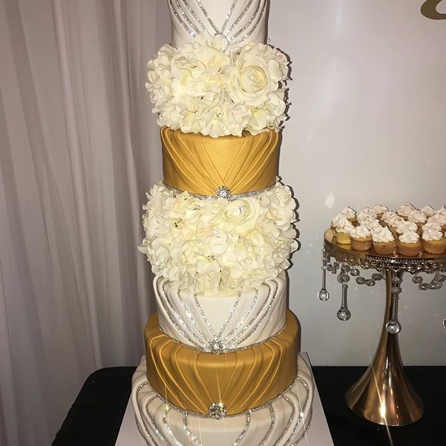 How much did you spend for your wedding cake? Is $1,000k too much. 1