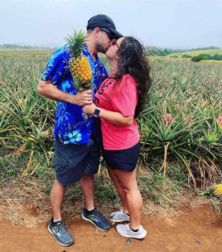 Honeymoon in Maui - 1