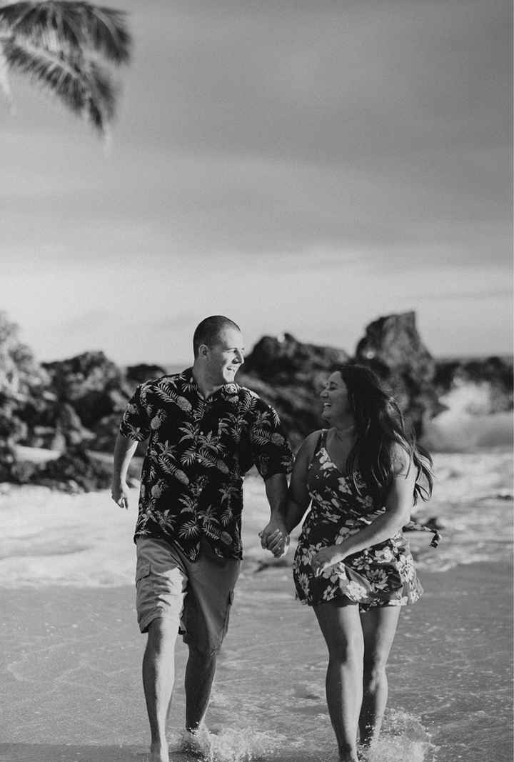 Honeymoon in Maui - 3