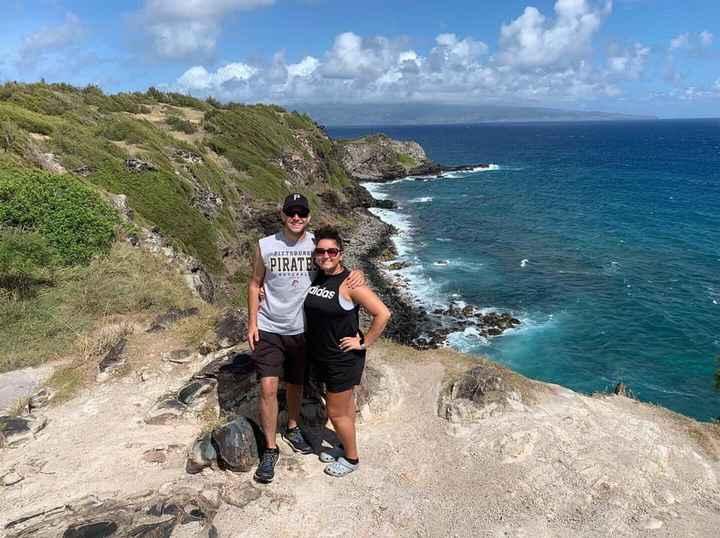 Honeymoon in Maui - 5