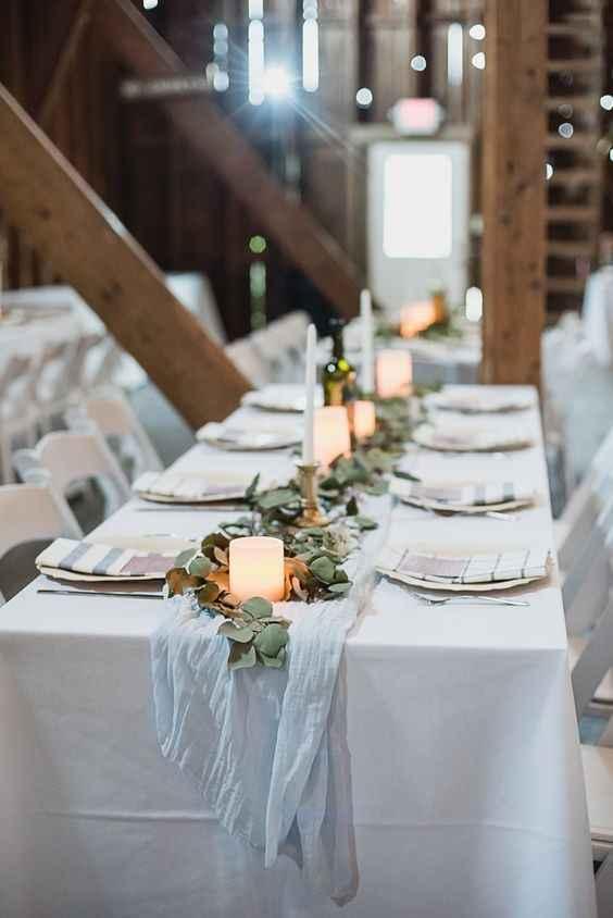 Table Design/decor - 1
