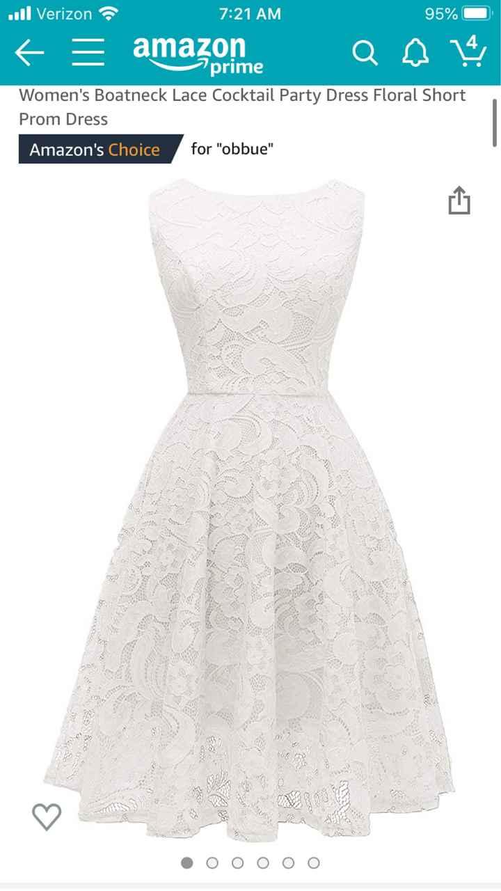 Can't decide between dresses - 2