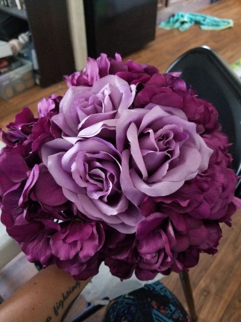 Purple hues for your big day 3