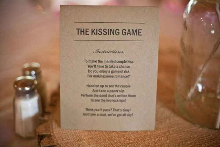"""Help with """"kissing game"""" dares - 1"""
