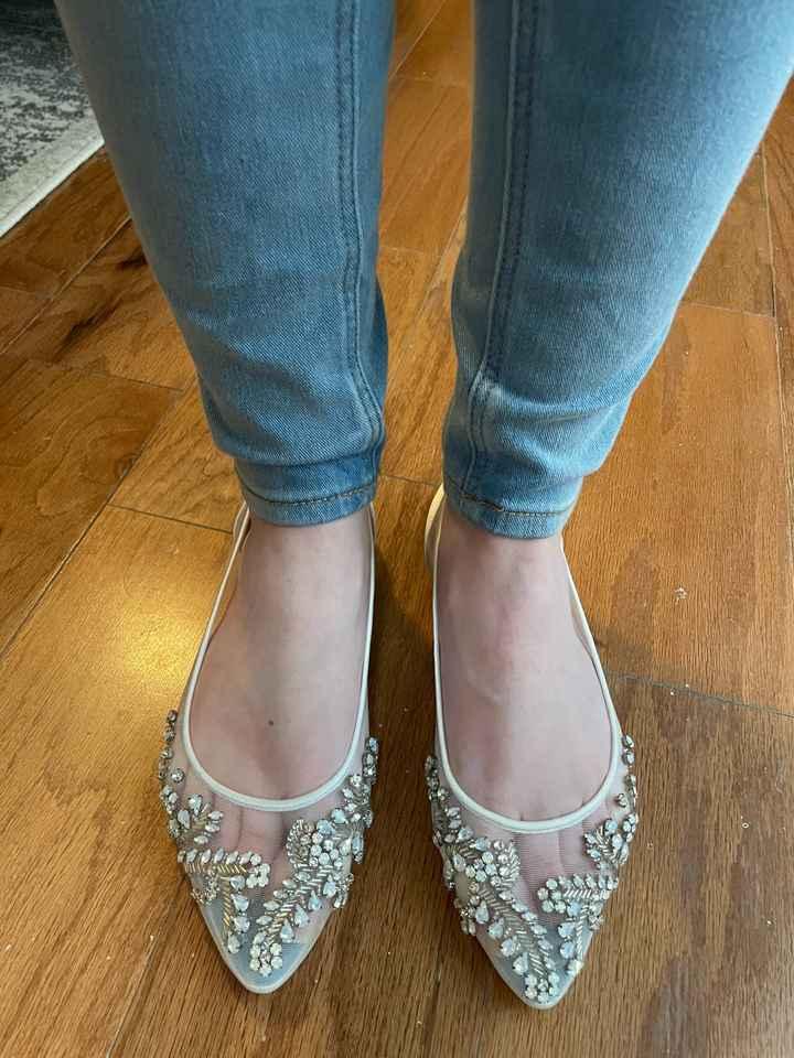 Flats or Heels???? - 1